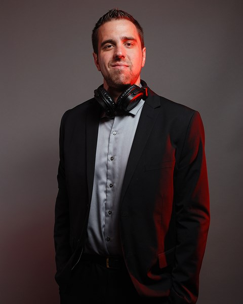 Alex Updike Professional DJ Services - Event DJ - Palm Springs, CA