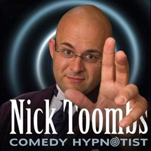 Nick Toombs Comedy Hypnotist