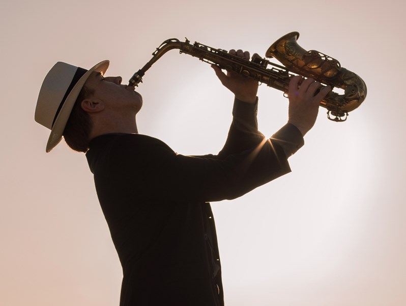 Christopher CJ - Smooth Jazz Band - Los Angeles, CA