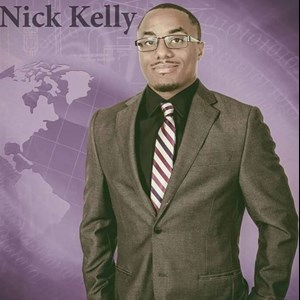 Cleveland, OH Motivational Speaker | Nicholas Kelly: Dietitian | Artist | CF Figther