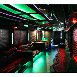 Maryville, IL Party Bus | Platinum Transportation Stl Party Buses