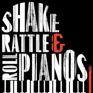 Madbury One Man Band | Shake Rattle & Roll Pianos - New England