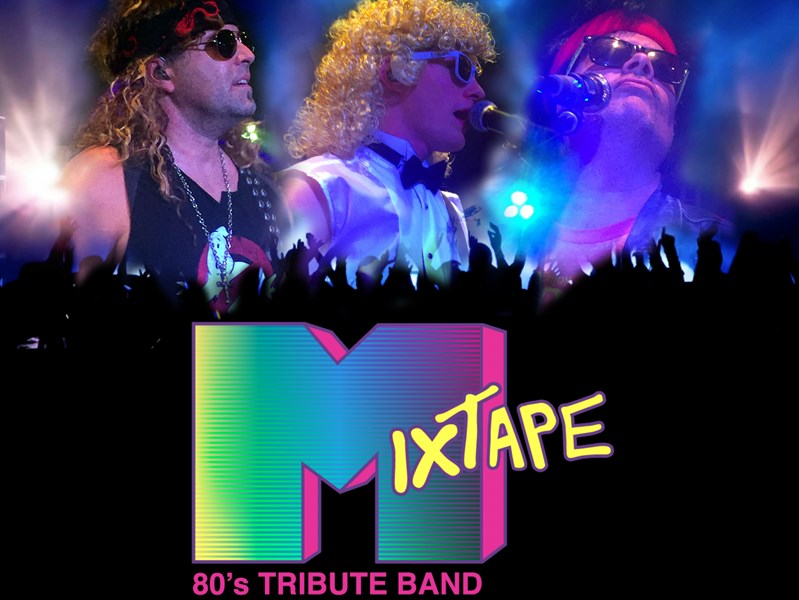 Mixtape Tribute Band - 80s Band - Nashville, TN