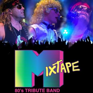 Guthrie 80s Band | Mixtape 80s Tribute Band