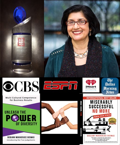 Debjani Biswas |Bestselling Author |Engineer |CEO - Motivational Speaker - Dallas, TX