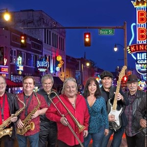 Oregon Cover Band | Memphis Funk -N- Horns
