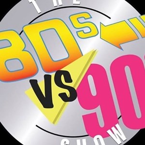 Patterson 90s Band | The 80's vs. 90's Show