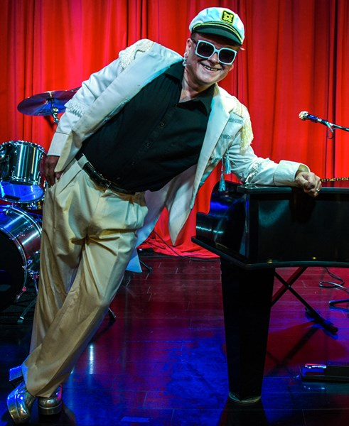 Captain Fantastic Detroit - Elton John Impersonator - Saint Clair Shores, MI