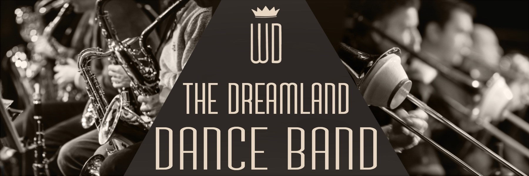 The Dreamland Dance Band - Big Band - Austin, TX