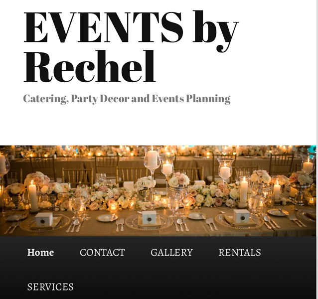 EVENTS By Rechel - Caterer - Oakland, CA
