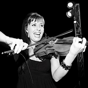 Alexandria, VA Violinist | The Fiddle Diva