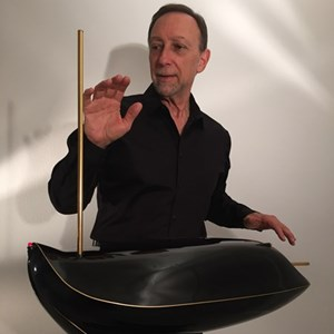 Frazier Park One Man Band | Ed Sussman - Theremin