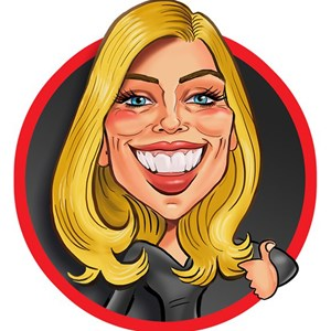 Scott Caricaturist | Caricatures by Rachel