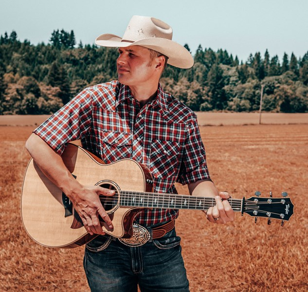 Tony Lundervold - Country Singer - Country Singer - Salem, OR