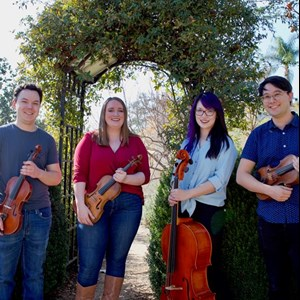 San Bernardino Classical Quartet | Sunset String Quartet