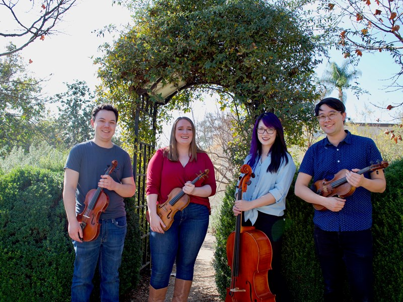 Sunset String Quartet - String Quartet - Los Angeles, CA