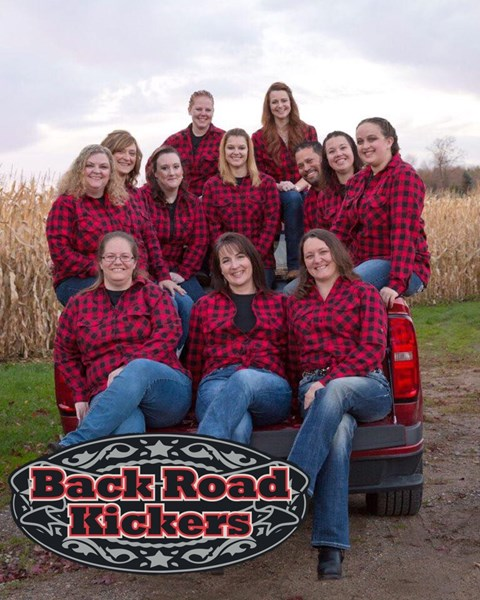 Back Road Kickers:country line dance group/lessons - Dance Group - Saint Paul, MN