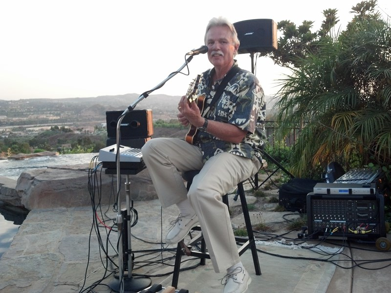 Jerry Carpenter - One Man Band - Yorba Linda, CA