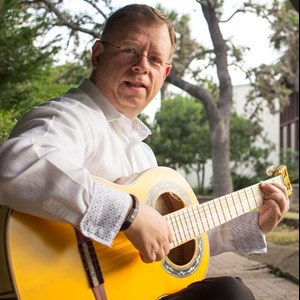 Jim Hogg Acoustic Guitarist | Carlos Sanchez