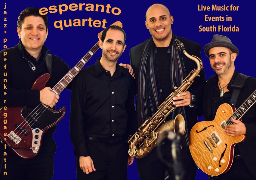 Esperanto Quartet - Jazz Quartet - Miami, FL