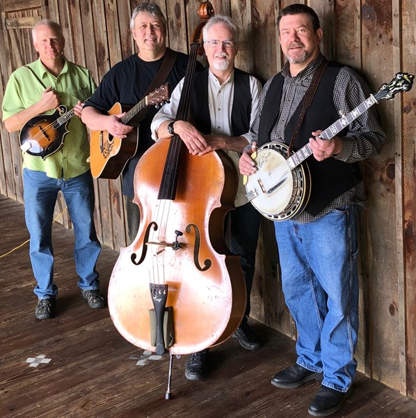 SASSAFRAS-BLUEGRASS BAND - Cover Band - Greensboro, NC