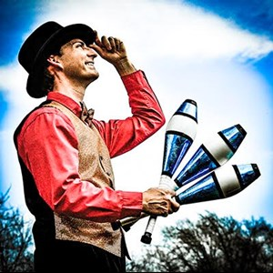 Fort Worth, TX Juggler | Topher Juggles