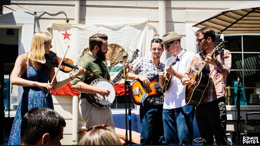 The High Water Line - Bluegrass Band - San Francisco, CA