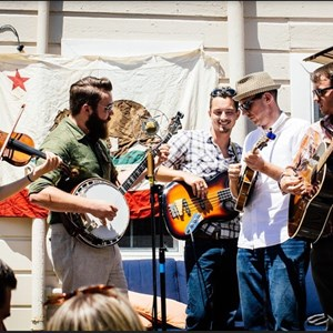 Oakland, CA Bluegrass Band | The High Water Line