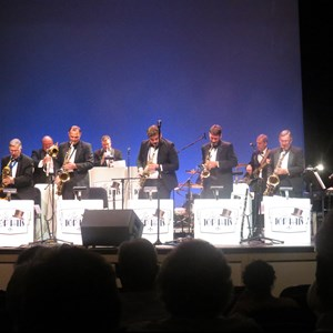 Lewiston Woodville 40s Band | Top Hats Orchestra