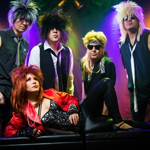 Laquey 80s Band | That 80's Band