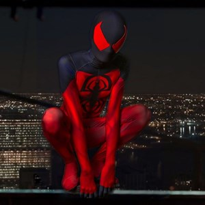 Syracuse Costumed Character | The Scarlet Spiderman