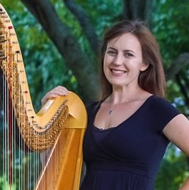 Indianapolis, IN Harpist | Mystical Harp