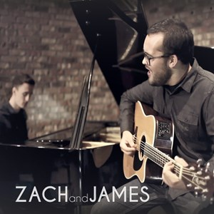 Wesley Chapel Acoustic Band | Zach and James Music