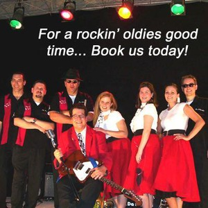 Brockway 60s Band | Moose & Da Sharks