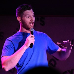 Omaha, NE Comedian | Brandon Kew | Tall Dark & Comedy Productions