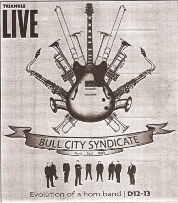 Bull City Syndicate | Durham, NC | Variety Band | Photo #22