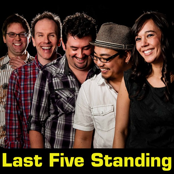 Last Five Standing - Dance Band - Atlanta, GA