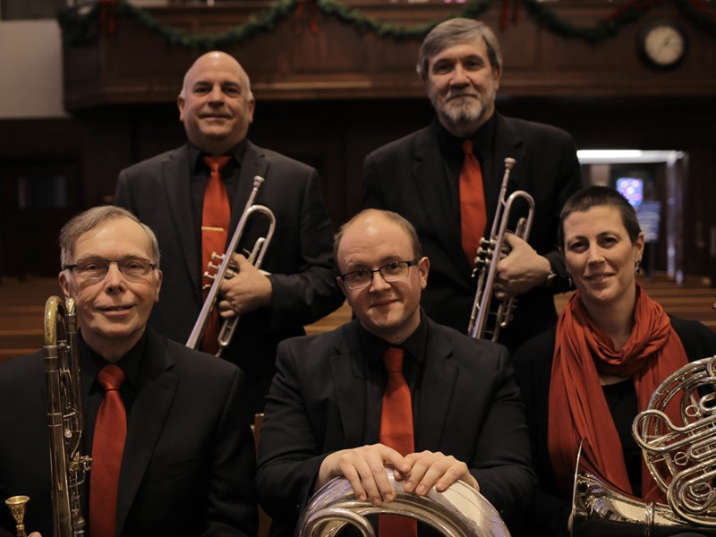 Gabrieli Brass Quintet - Brass Ensemble - Wyckoff, NJ