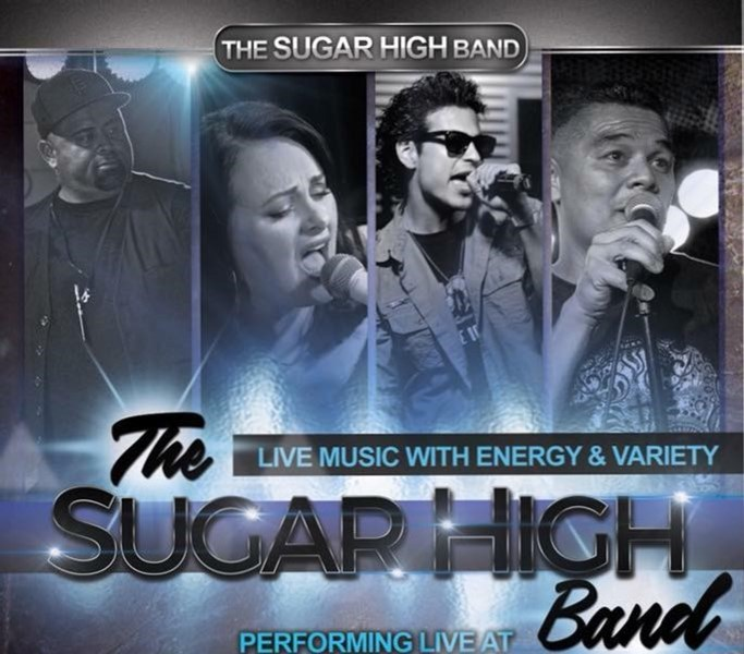 The Sugar High Band - Cover Band - West Sacramento, CA