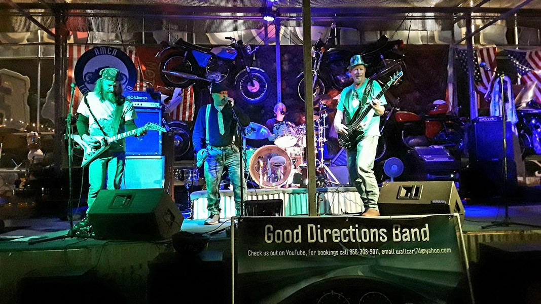 Good Directions Band - Cover Band - Canton, NC