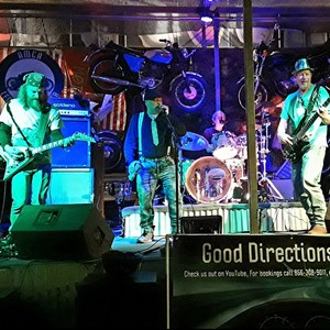 Canton, NC Cover Band | Good Directions Band