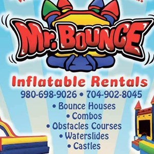 Harmony, NC Bounce House | Mr. Bounce Inflatables