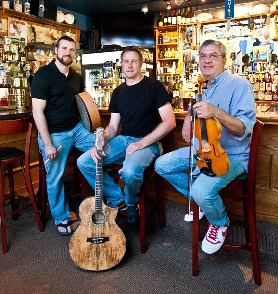 Songs For Ceilidh - Celtic Trio - Worcester, MA