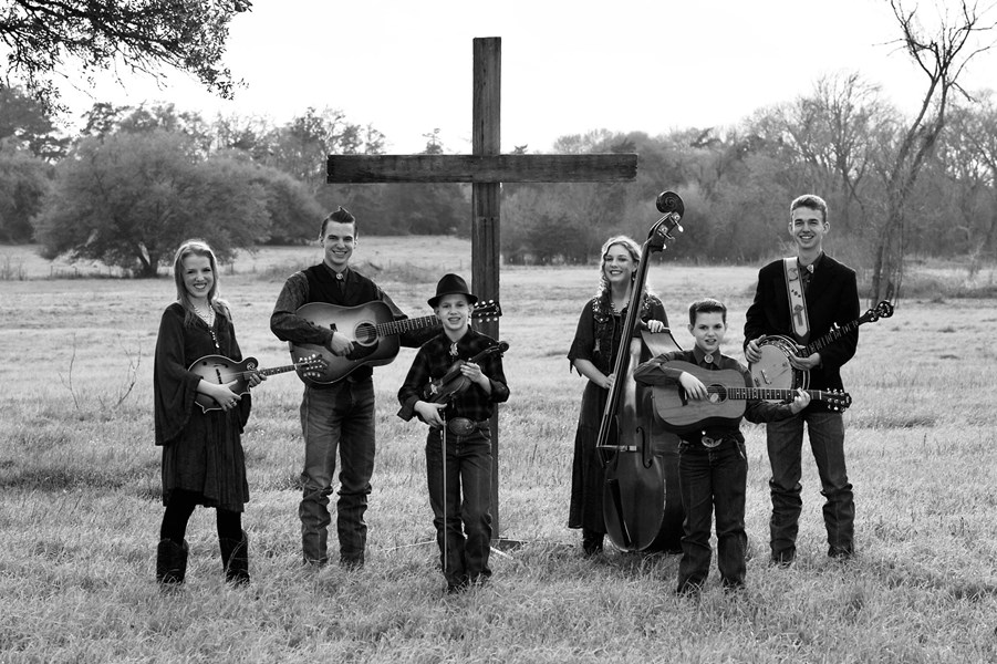 The Family Sowell - Bluegrass Band - Knoxville, TN