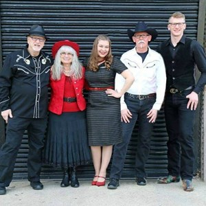 Van Dyne Country Band | A Western Edge Country Band