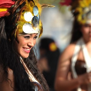 Riverside Hawaiian Dancer | The Manea Dancers
