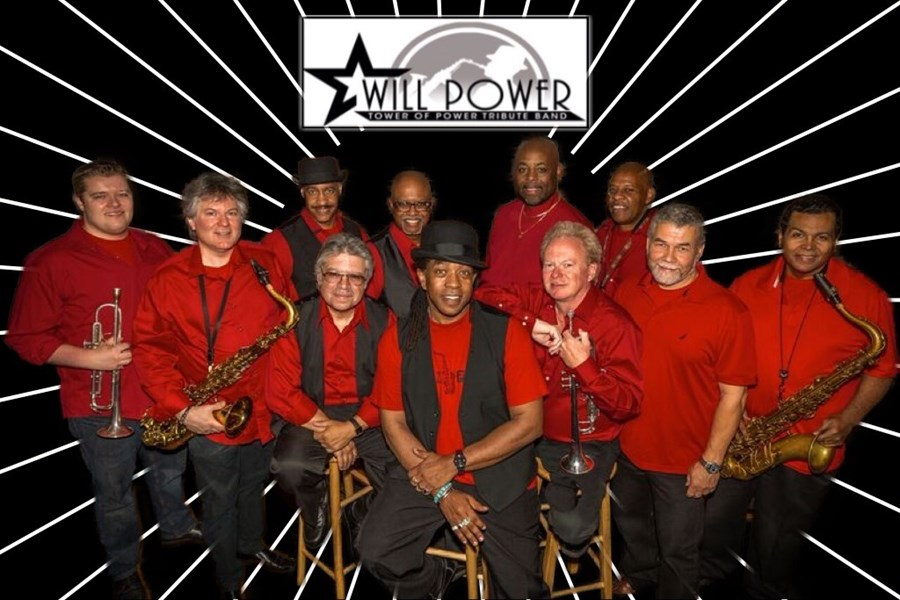 TOWER OF POWER/JAMES BROWN TRIBUTE