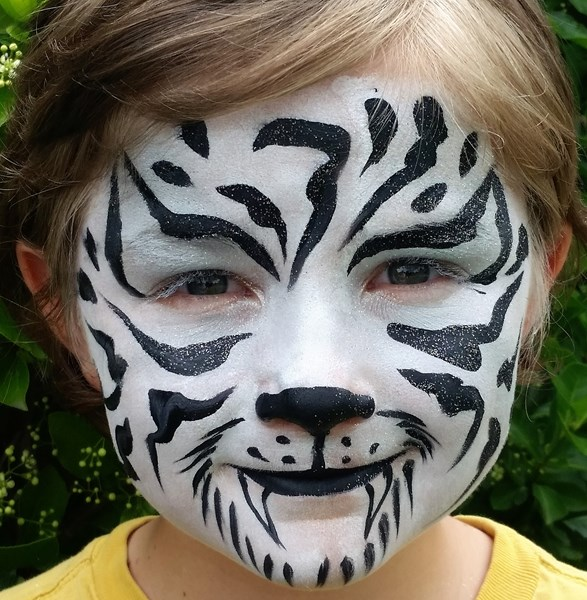 Painting Pearls - Face Painter - Manhattan, KS