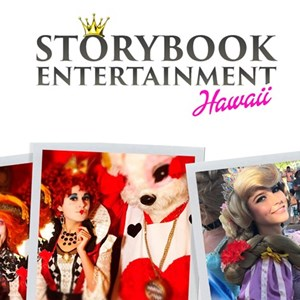 Maui Face Painter | Storybook Entertainment Inc.