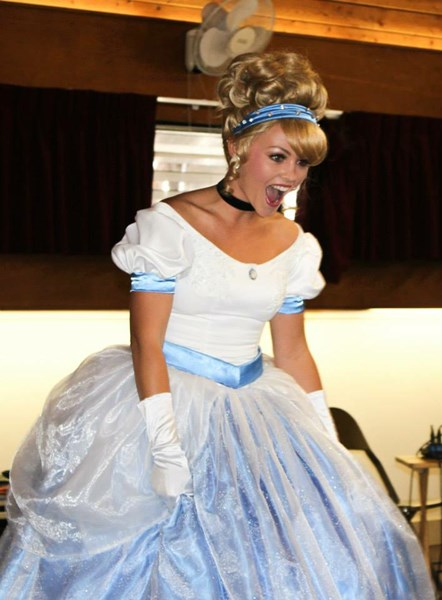 Cinderella (one of many)!